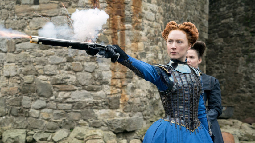 Игра без престолов: в прокат выходит драма «Две королевы» о Марии Стюарт и Елизавете I