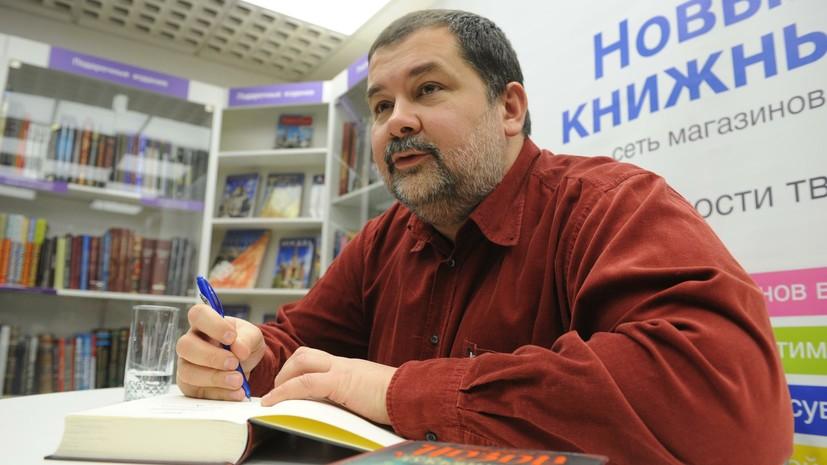 Сергей Лукьяненко рассказал о своём новом романе «Кайноzой»