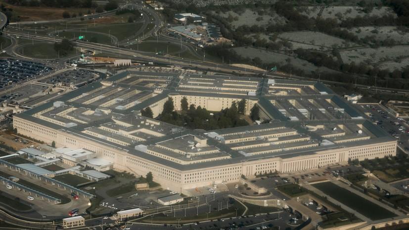 NYT: Пентагон отговаривал Трампа от вывода войск из Сирии