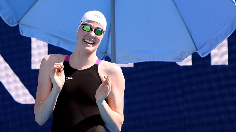 Пятикратная олимпийская чемпионка по плаванию Франклин завершила карьеру в 23 года
