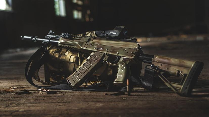 «Калашников» поставил Минобороны первую серийную партию АК-12