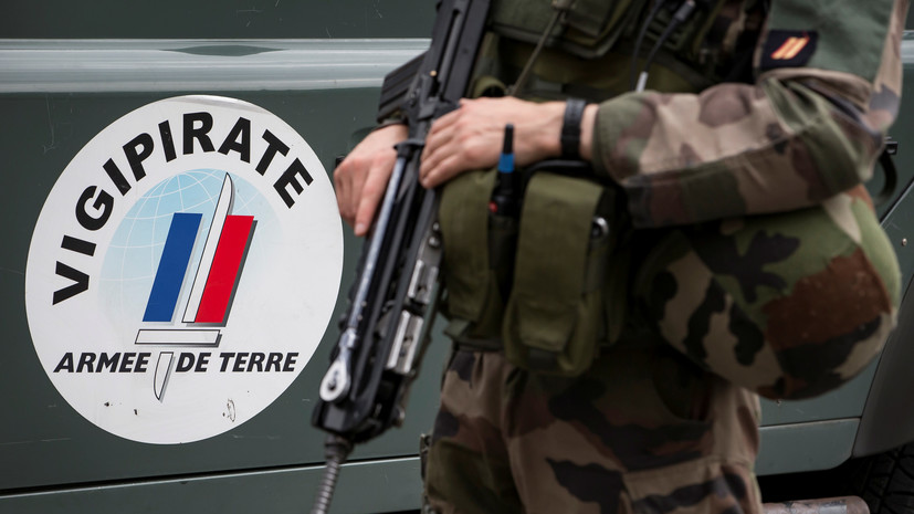 Франция пока не намерена выводить войска из Сирии