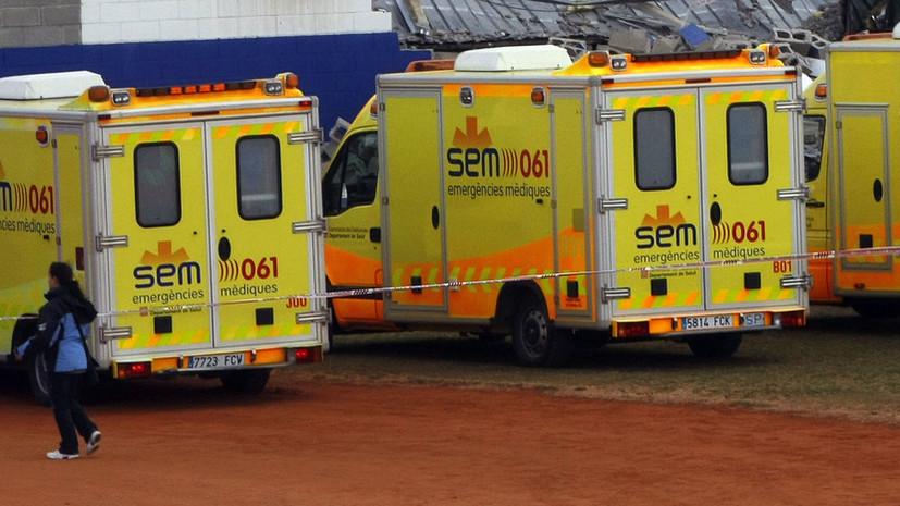 У берегов Испании обнаружили лодку с 11 погибшими мигрантами
