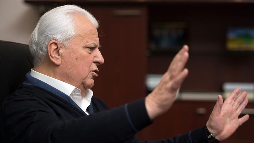 Кравчук прокомментировал преследование священников УПЦ МП