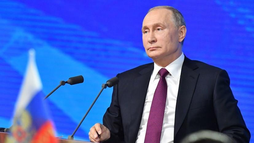 Путин оценил ситуацию с выборами глав регионов