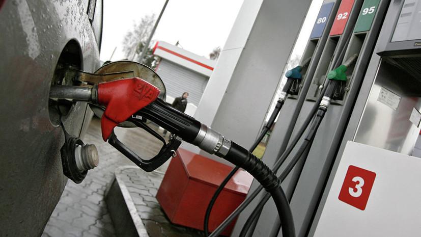 Путин сравнил ситуацию на рынке топлива в России и во Франции