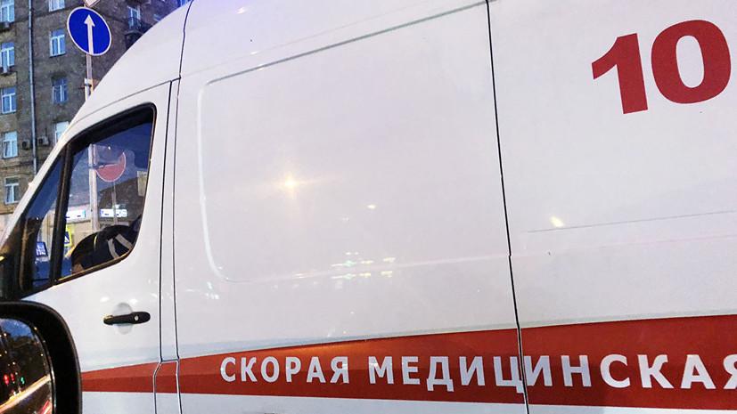 В результате пожара в жилом доме в Москве погибли двое детей