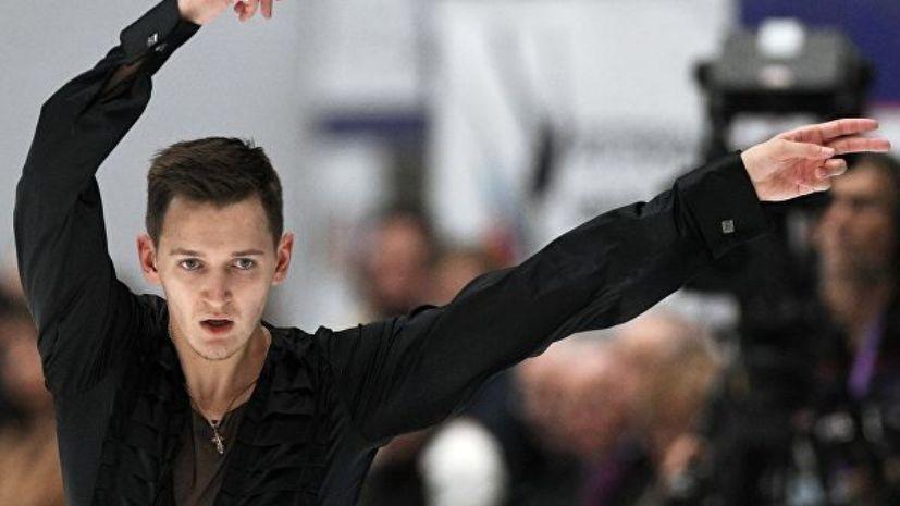 Ковтун лидирует после короткой программы на чемпионате России по фигурному катанию