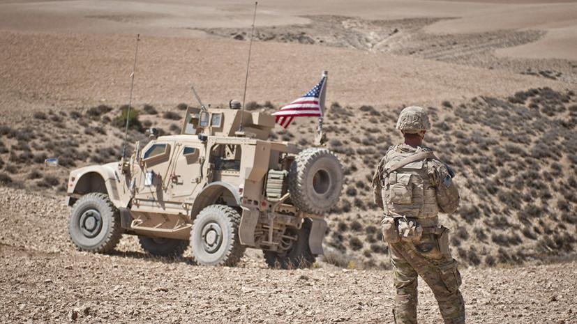 СМИ: США прекращают авиаудары по ИГ в Сирии
