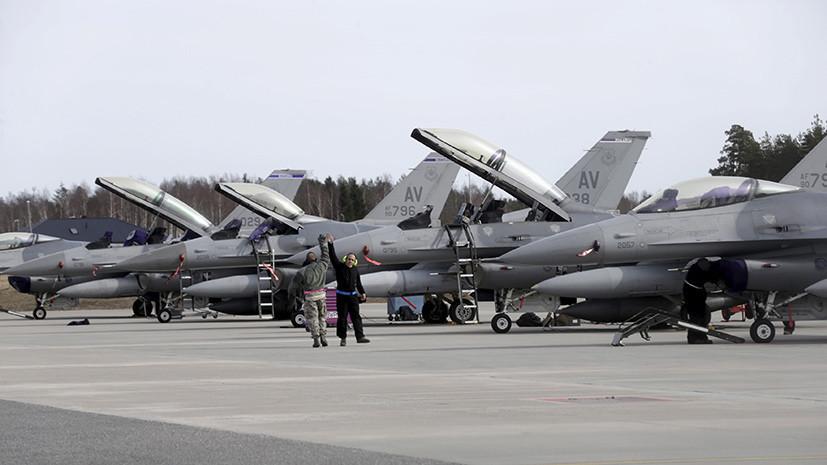 Пентагон: США продолжат нанесение ударов по Сирии до вывода войск