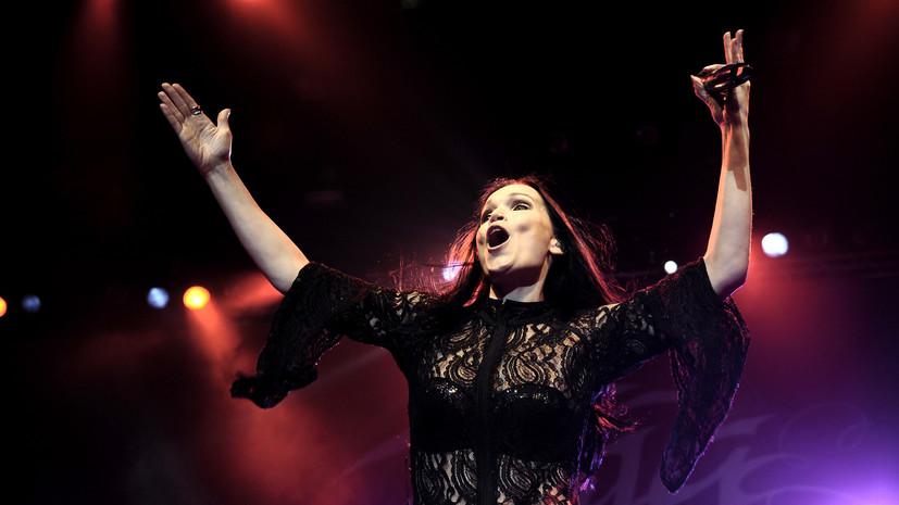 Экс-солистка Nightwish рассказала о любимых российских композиторах