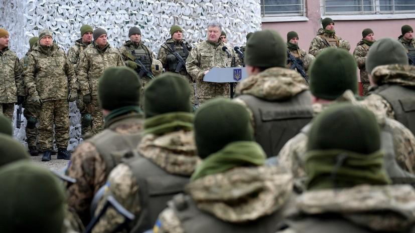 Эксперт объяснил переброску украинских десантников к побережью Азовского и Чёрного морей