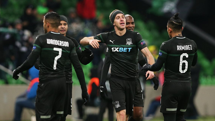 Полузащитник «Краснодара» Стоцкий оценил выступление команды в России и Лиге Европы
