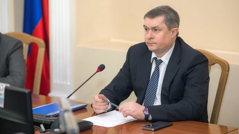 Мэра Смоленска досрочно отправили в отставку