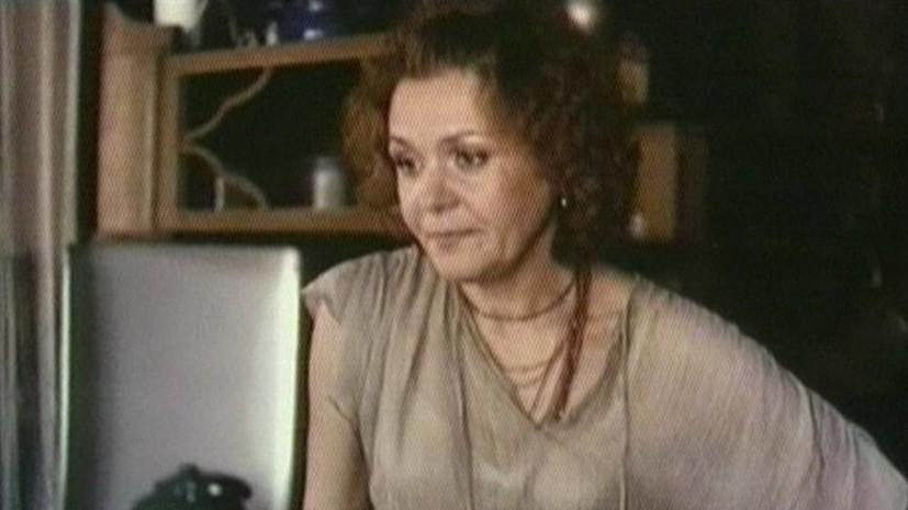 Умерла актриса и драматург Алла Соколова
