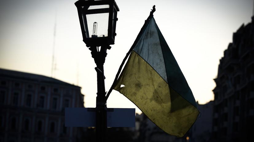 Опрос: 59% украинцев считают ситуацию в стране напряжённой