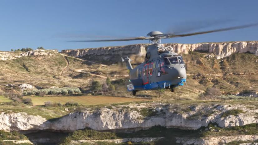 Порошенко рассказал о купленных у Франции вертолётах