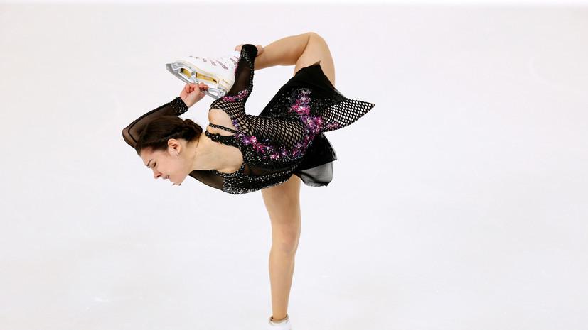 Тарасова прокомментировала выступление Медведевой на чемпионате России