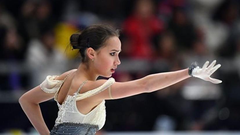 Тарасова назвала изумительным выступление Загитовой в короткой программе на ЧР