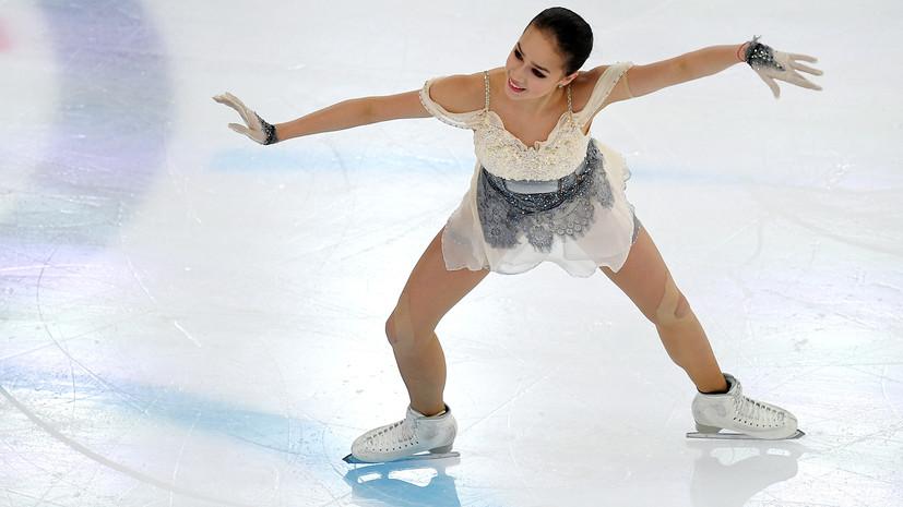 Больше не соперницы: Загитова выиграла короткую программу на ЧР по фигурному катанию, Медведева — 14-я