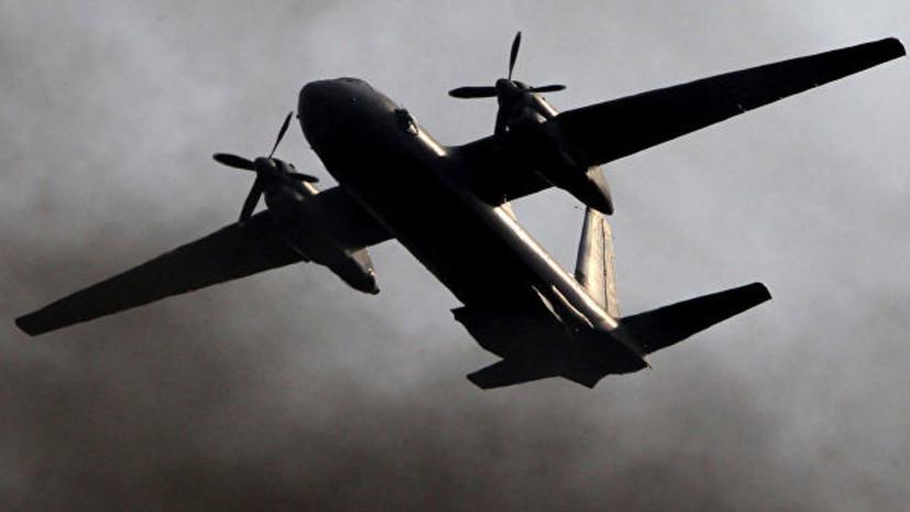 На разбившемся в ДР Конго Ан-26 перевозили оборудование для выборов