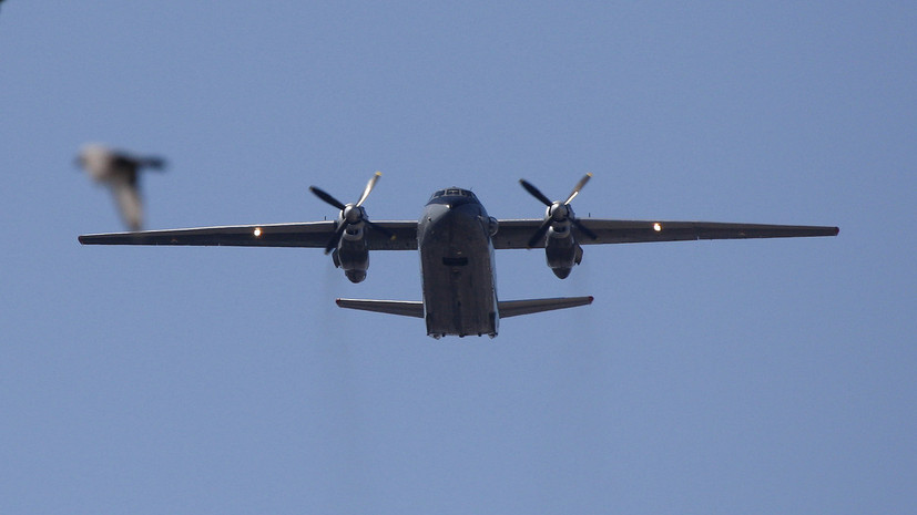 Посольство подтвердило гибель россиян при крушении Ан-26 в ДР Конго