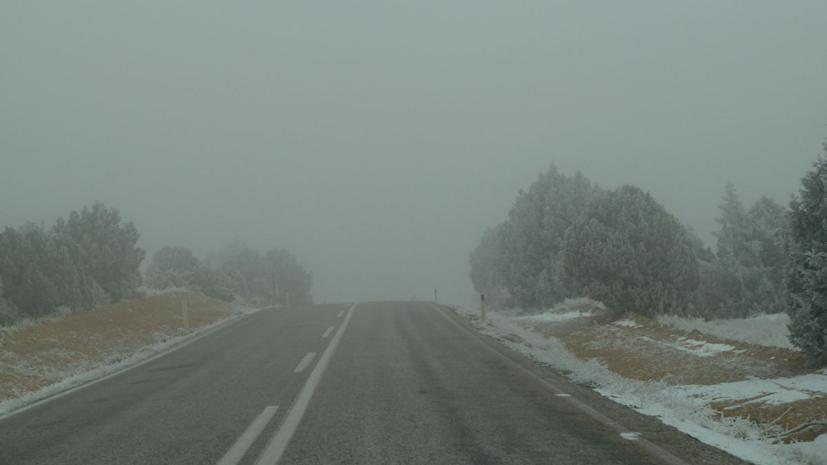 В МЧС предупредили о тумане на дорогах в Оренбургской области 22 декабря