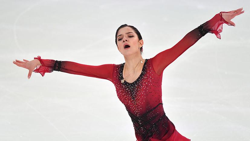 «Чудес не бывает»: как восприняли неудачу Медведевой в короткой программе на чемпионате России