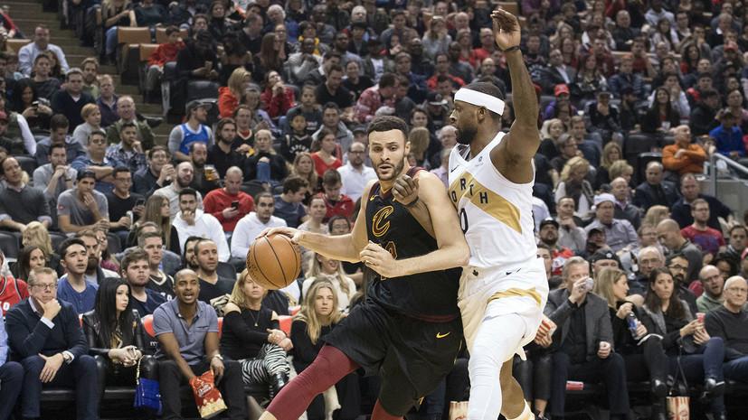 «Торонто» обыграл «Кавальерс» в НБА, Леонард набрал 37 очков