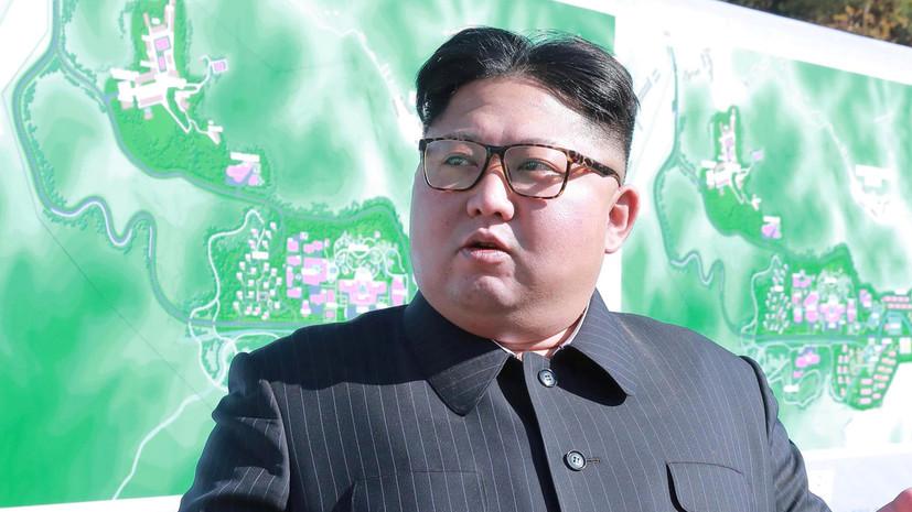 В Южной Корее сомневаются в возможности визита главы КНДР в Сеул в этом году
