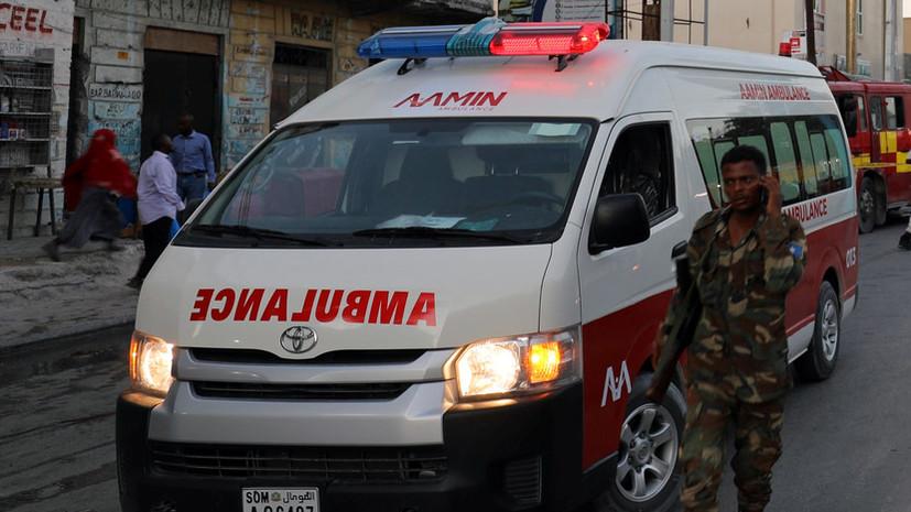 Шесть человек погибли в результате взрыва в Сомали