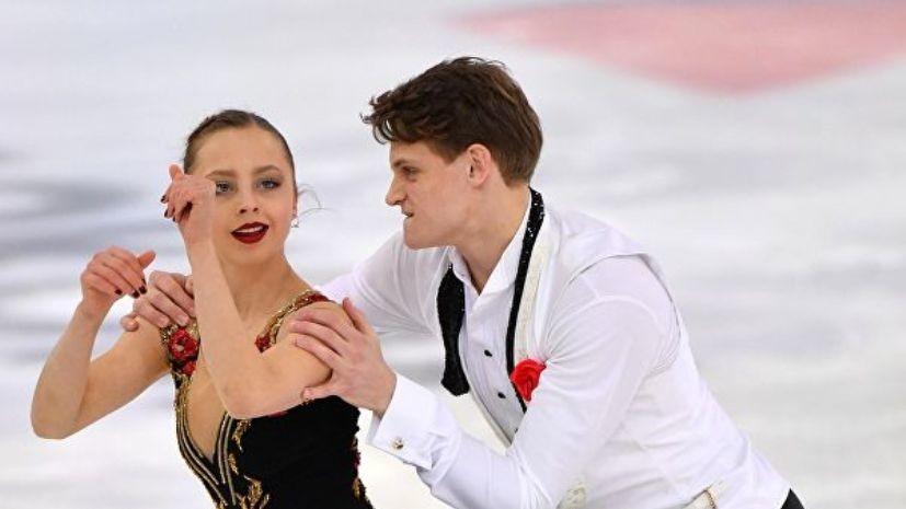 Бойкова и Козловский намерены показать всё, на что они способны на чемпионате Европы