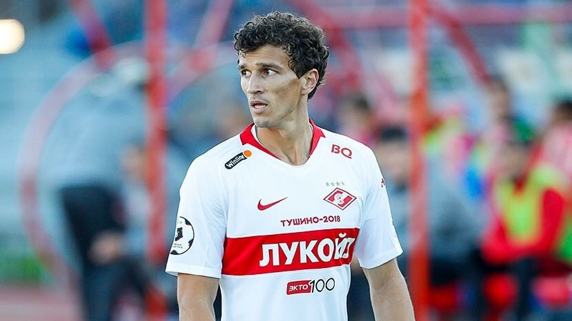 СМИ: «Спартак» намерен расстаться с шестью футболистами в зимнее трансферное окно