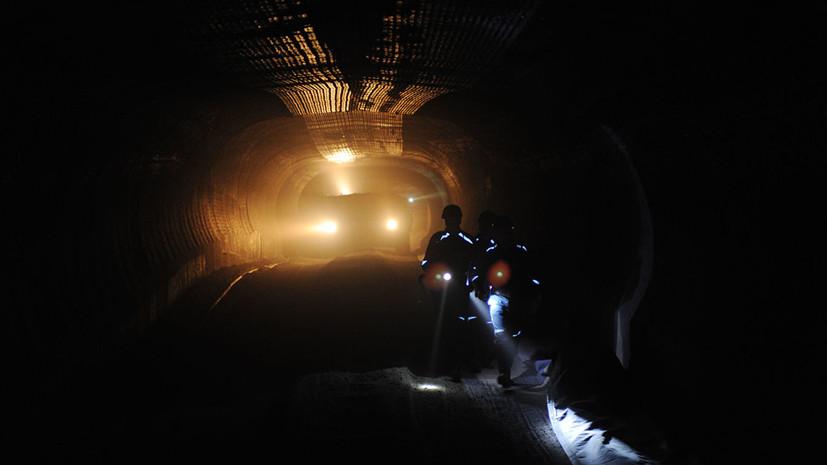В МЧС опровергли данные о взрыве метана в шахте в Пермском крае