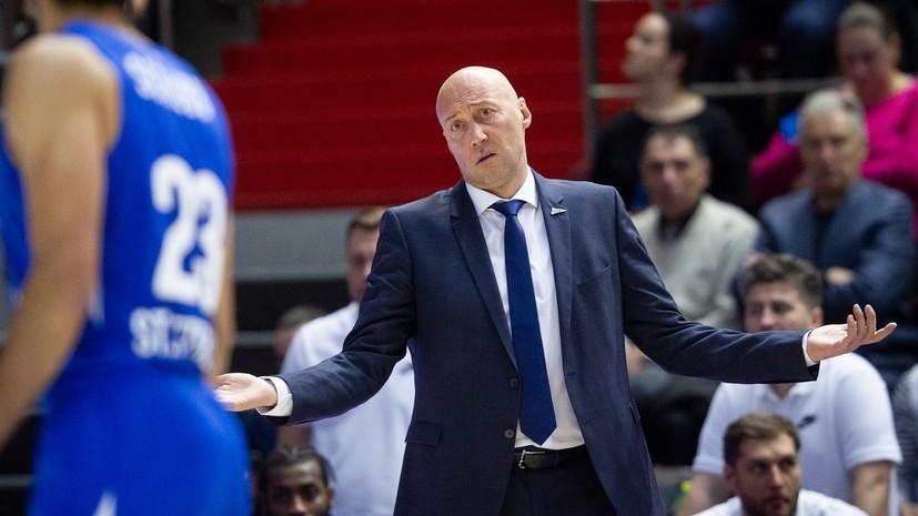 БК «Зенит» объявил об отставке Карасёва с поста главного тренера