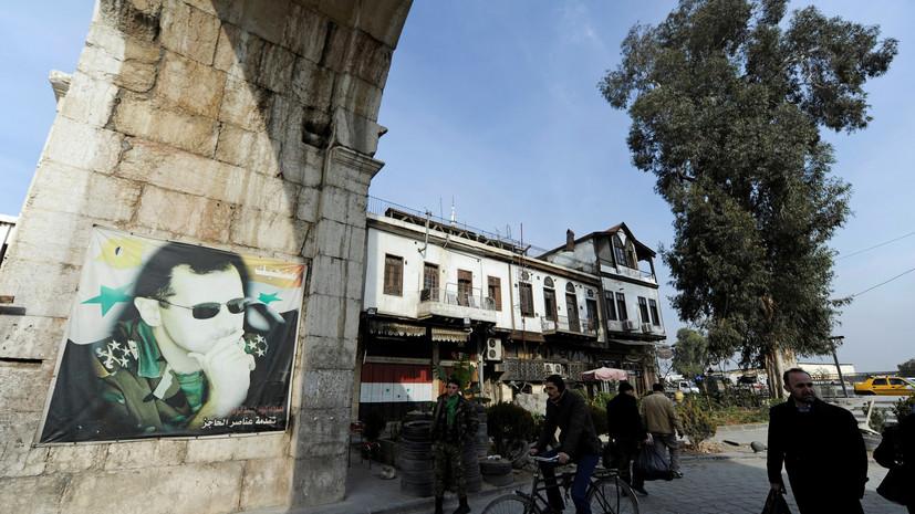 «Под флагом гуманитарных миссий»: США ищут подрядчика для сбора данных о политико-экономической ситуации в Сирии