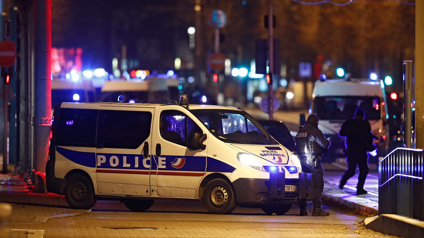 СМИ: На флешке стрелка из Страсбурга обнаружили видео с признанием в верности ИГ