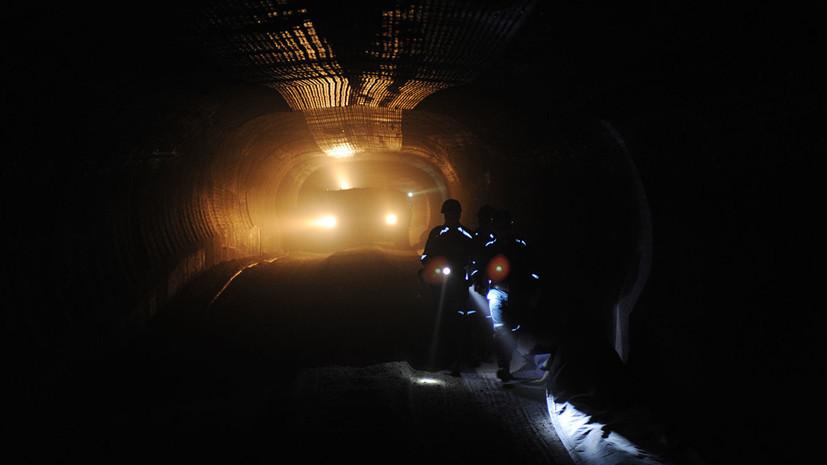 К месту ЧП на шахте в Пермском крае выдвинулись горноспасатели