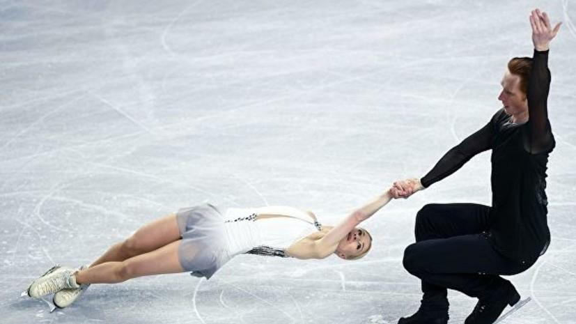Траньков рассказал, что Тарасова и Морозов учатся поддерживать друг друга