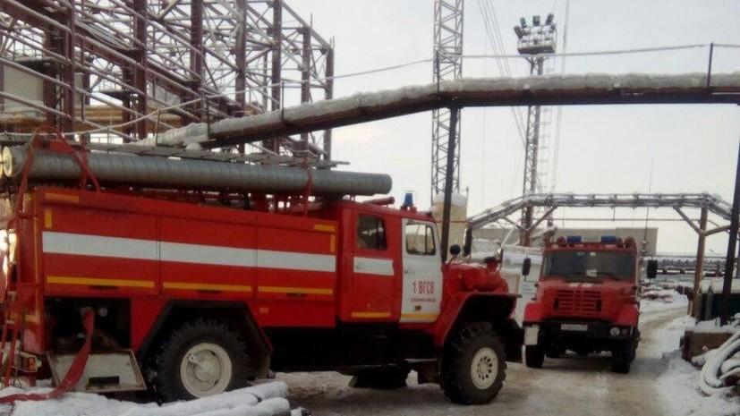 СК возбудил дело в связи с ЧП на шахте в Пермском крае