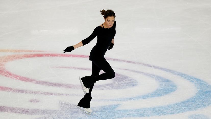 Орсер заявил, что чемпионат России стал для Медведевой переломной точкой