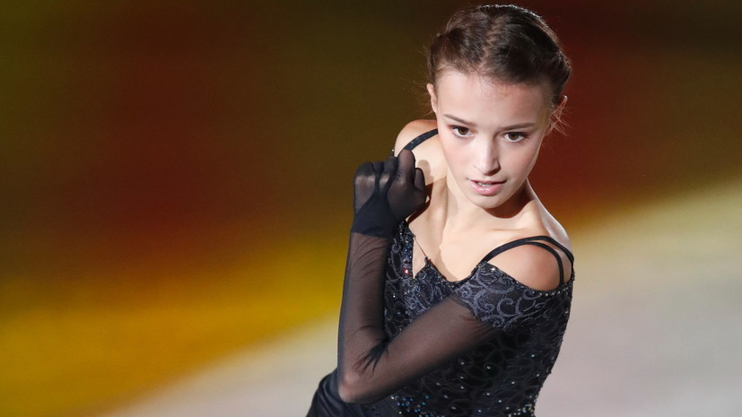 Щербакова: обидно, что не выступлю на чемпионате Европы, но всё ещё впереди