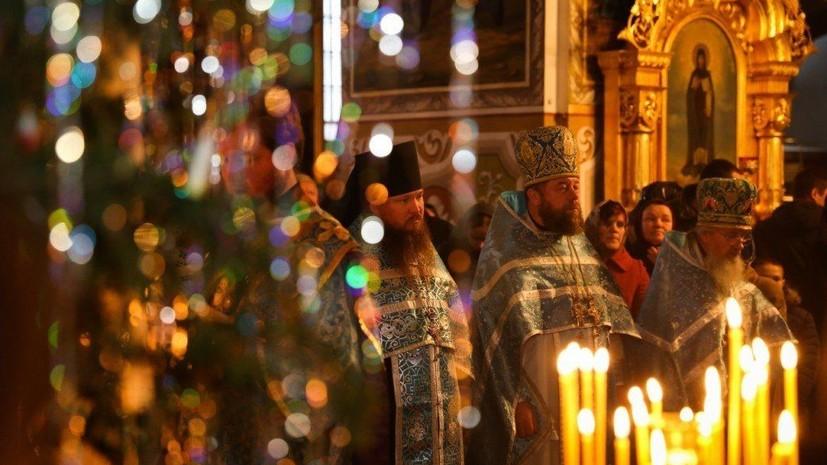 Приход во Львовской области перешёл из УПЦ в новую церковь Украины