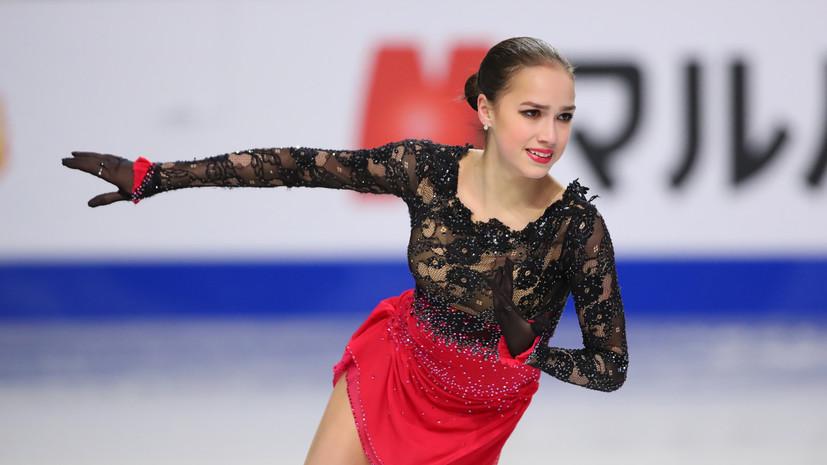 Стал известен состав сборной России по фигурному катанию на чемпионат Европы в Минске