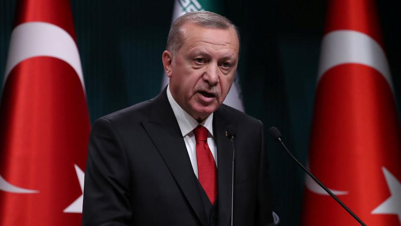 Эрдоган: Нетаньяху проводит политику государственного террора