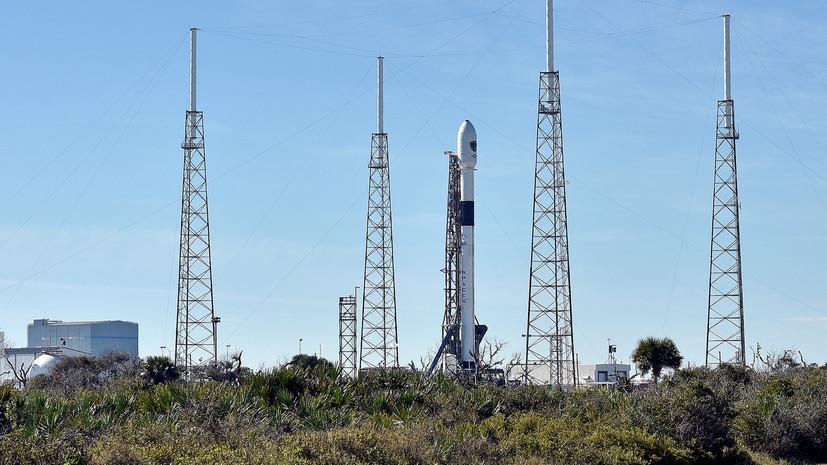 Во Флориде стартовала ракета Falcon 9 с новейшим спутником GPS для армии США