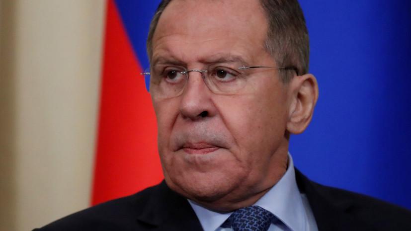 Лавров выразил надежду на появление на Украине адекватных людей во власти