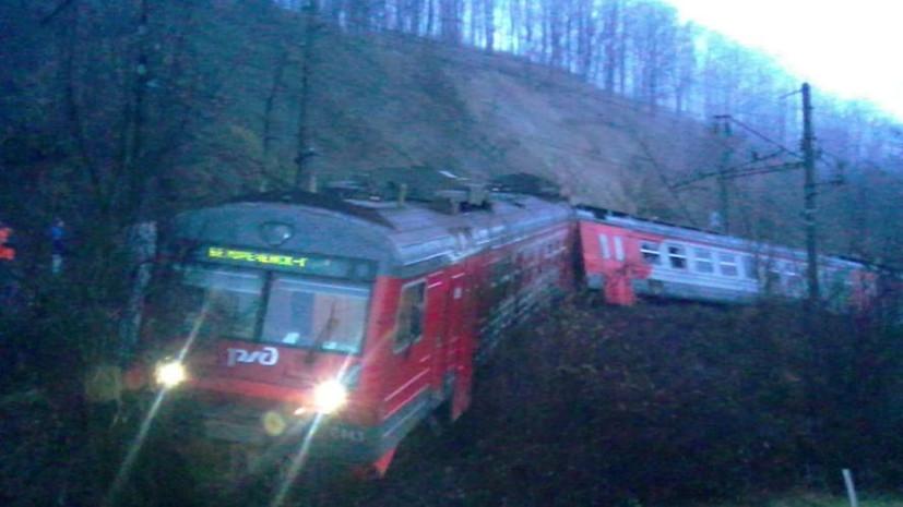 Прокуратура начала проверку из-за схода вагонов с рельсов на Кубани