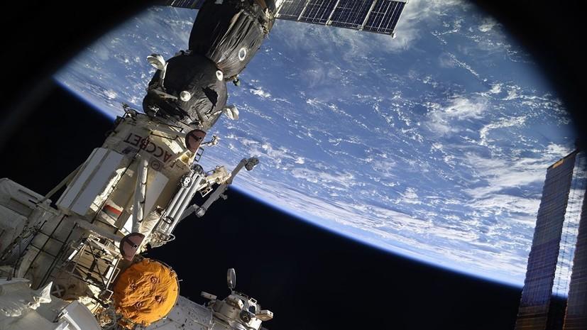 СМИ: С МКС выкинут самый тяжёлый мусор за всю историю станции