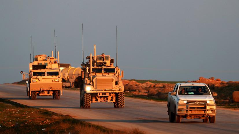 Шанс для Дамаска: как уход американских военных из Сирии может повлиять на расстановку сил в регионе